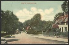 """Essex. Southend-on-Sea. Prittlewell """"View of Prittlewell"""" 1907 Southend Postmark"""