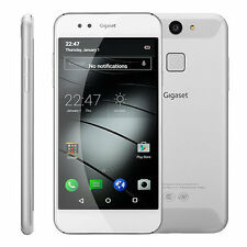 New Imported Gigaset ME Pure (GS53-6)  Duos 32GB 3GB 615 Snapdragon White