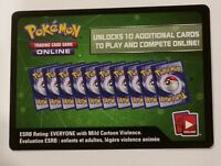 Pokemon SM HIDDEN FATES ONLINE PIN COLLECTION MEWTWO REDEMPTION CODE