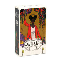 78 x Modern Witch Tarot Card Deck All Female Rider Waite Magical Party Game Gift