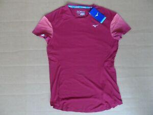 Women's Mizuno Performance Running Tee Shirt Size Small NEW