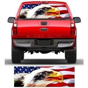 Eagle Window Graphics Tint Metro Auto Graphics Fits Ford Toyota Dodge Chevrolet