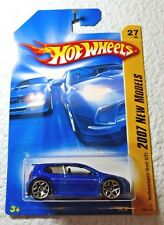 2007 New Models Hot Wheels VOLKSWAGEN VW GOLF GTI #27 - Rare Tinted Windows
