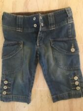 GAP GIRLS: BERMUDA JEAN FILLE TAILLE 5 ANS, SUPER COUPE !