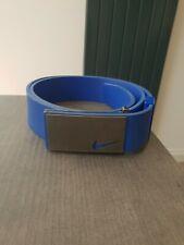 Nike golf belt