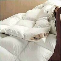 King Bed Size 15 tog Extra Filling WINTER WARM Goose Feather & 40% Down Duvet
