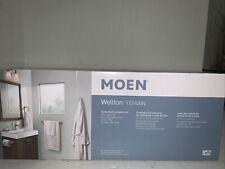 Moen Wellton 4 Piece Bathroom Accessories Set New