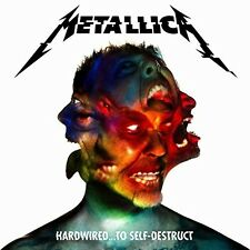 Metallica - Hardwired: To Self-Destruct [New CD] Shm CD, Japan - Import
