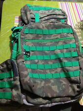 Tactical Military Camo back pack made in japan