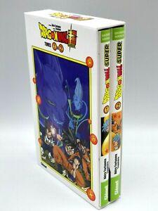Manga Dragon Ball Super coffret Tome 1 & 2 Akira Toriyama Toyotaro Glénat FR