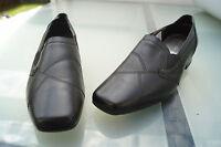 ARA Damen Comfort Schuhe mit Einlagen Pumps Leder bequem schick Gr.5,5 H 39 NEU