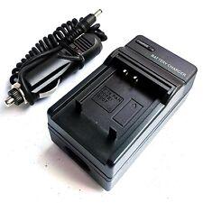 CGA-S007 Battery Charger for Panasonic CGA-S007E DMW-BCD10 DMC TZ50 TZ5 TZ4 TZ3