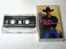 RICK TREVINO HONKY TONK CROWD/ DOCTOR TIME + MORE CASSETTE TAPE TESTED