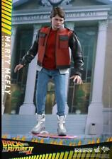 "Back to the Future II Marty McFly 1/6 Scale Hot Toys 12"" Figure MMS379"
