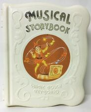 Vintage Retro Musical Storybook Magic Touch Keyboard Toy Ohio Art Works Rare