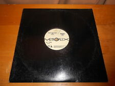 "Model 500 DETROIT TECHNO 12"" SINGLE Make Some Noise / Sound of Stereo 1987 USA"
