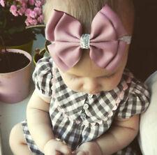 3 Lazos de Bebe, Diademas Cintillos Citas, para la cabeza, Bebes, Fino, Elegante