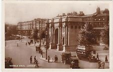 Old Cars & Early Bus, MARBLE ARCH, London RP