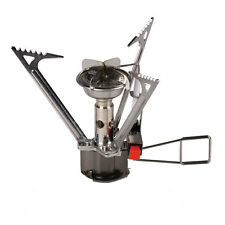 JET LIGHTWEIGHT COMPACT CAMPING GAS STOVE with auto piezo ignition is portable