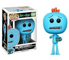Funko POP ! 180 Mr Meeseeks with Meeseeks box - Rick and Morty Exclusive!