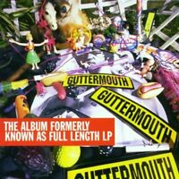 Guttermouth - The Album Formerly Known As Full Length LP [CD]