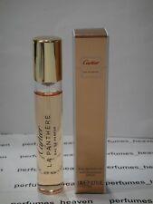 LA PANTHERE By CARTIER Eau de Parfum 0.3 fl.oz 9ml Refillable Spray Women NIB