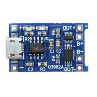 5V Micro USB 1A 18650 Lithium Battery Charging Board Charger Module+Protection