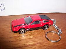 collectable key chains: DeLorean AMC