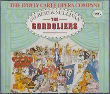 C.D.MUSIC  E239     THE GONDOLIERS : THE D'OYLY CARTE OPERA COMPANY   2 DISC SET