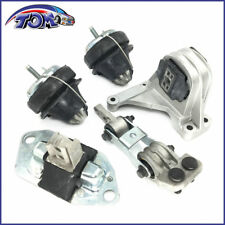 New Engine Motor Mount Set 5PCS For 01-07 Volvo S80 V70 XC90 2.3L / 2.4L / 2.5L