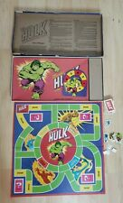 Vintage Incredibles Hulk Board Game With The Fantastic Four E3