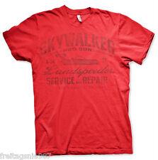 STAR WARS SKYWALKER & SON  T-Shirt  camiseta cotton officially licensed