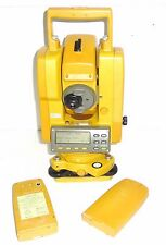 TOPCON GTS-201D TOTAL STATION SURVEY INSTRUMENT ADDITIONAL BATTERIES