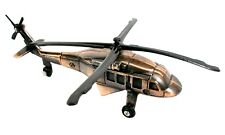 Army Blackhawk Helicopter Die Cast Metal Collectible Pencil Sharpener