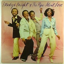 "12"" LP - Gladys Knight & The Pips - About Love - A3778 - washed & cleaned"