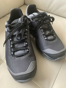 Adidas Terrex Mens Hiking Outdoor Shoe Gray Size 9.5