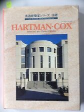 Hartman - Cox : Selected and Current Works (HC 1994) GC American Architecture