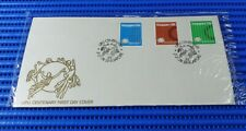 1974 Singapore First Day Cover UPU Centenary Commemorative Stamp Issue