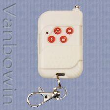 433MHz Wireless Remote Control Key Fob Telecontrol For Home Burglar Alarm System