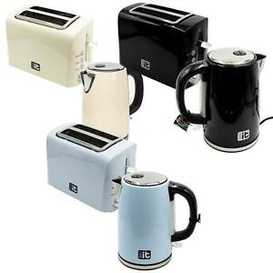 Toast It Toaster / 1.7l Kettle Low Wattage Ideal for Camping Caravans Motorhomes