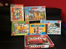 6 x Trefl Puzzle Bundle Job Lot