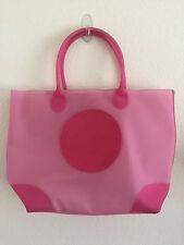 Victorias Secret PINK Jelly Beach Bag Shoulder Shopper Tote 2007