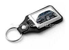 WickedKarz Cartoon Car Vauxhall Zafira Model B VXR/SRi in Dark Grey Key Ring