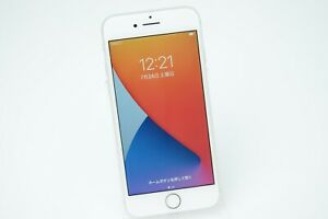 SIM FREE iPhone7 32G Silver sim unlocked shipping from Japan No.162