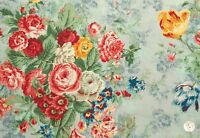 Cottage Shabby Chic Quilt Gate Mary Rose Floral Bouquets Julia MR2180Y-11D BTY