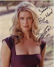 SARAH LANCASTER Autographed Signed Photograph - To Sarah