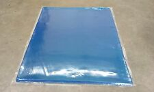"LARGE MOTORCYCLE UNIVERSAL CUSTOM GEL PAD 19""-15"" ULTRA COMFORT GEL US SELLER !!"