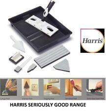 Harris Wall & Ceiling Paint Pad Set Kit Emulsions Sash Window Corner Edging 2094