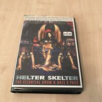 RAVE DRUM N BASS TAPE PACK HELTER SKELTER 7 CASSETTES BOX SET LOST IN MUSIC