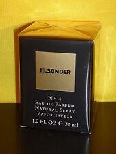 JIL SANDER NO 4 EAU DE PARFUM 30ml